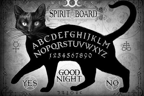 Alchemy Official 'Spirit Board' Postcard 3D Lenticular
