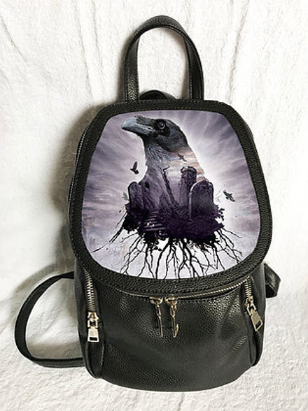 The Seer Backpack - Alchemy 3D Lenticular