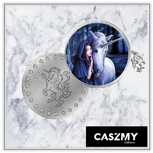 Solace - Unicorn Round Coin Purse