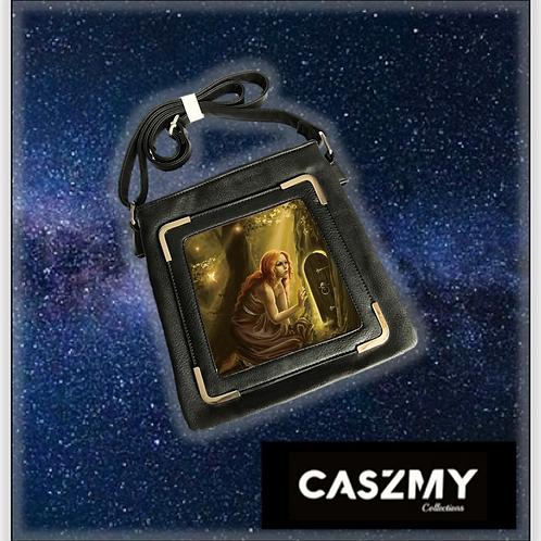 Secret Doorway - 3D Lenticular Side Bag