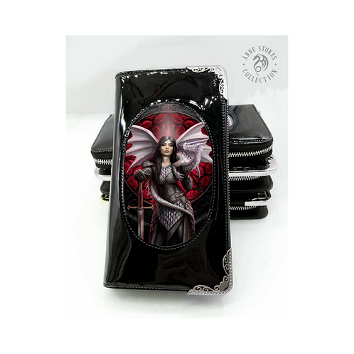 'Valour' Purse - Anne Stokes 3D Lenticular