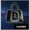 Thumbnail: My Only Friend - 3D Lenticular Handbag