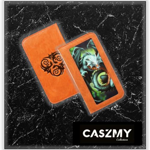 Jade Dragon - 3D Lenticular Phone Wallet