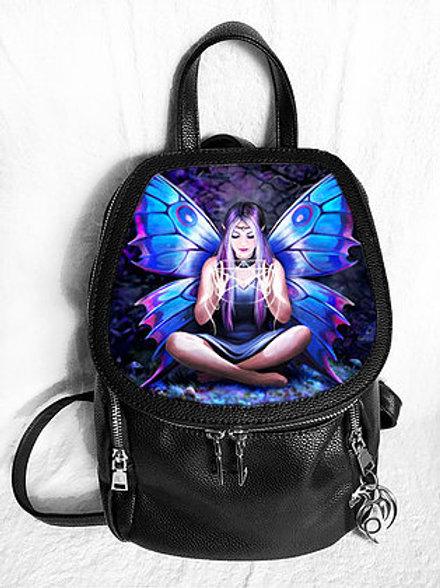 Spell Weaver Backpack - Anne Stokes 3D Lenticular