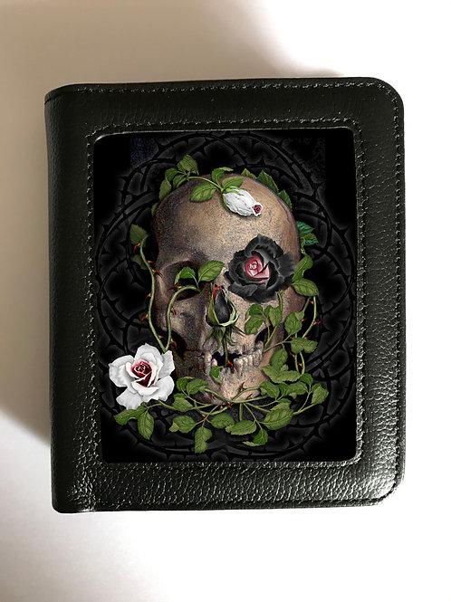 La Vie De La Mort Wallet - 3D Lenticular