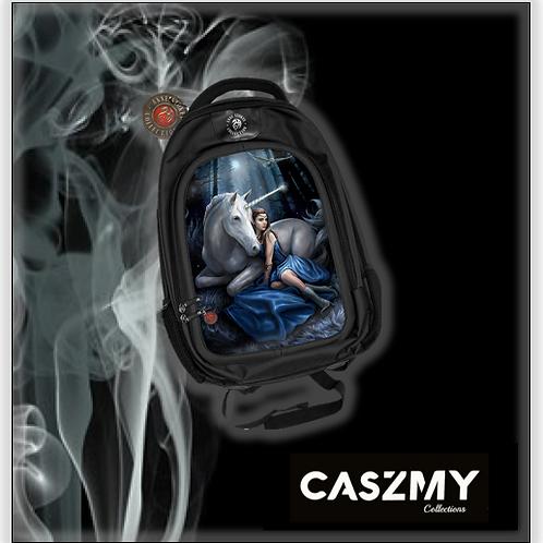 Blue Moon - 3D Lenticular Backpack