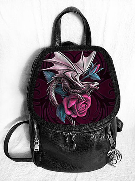 Dragon Beauty Backpack - Anne Stokes 3D Lenticular