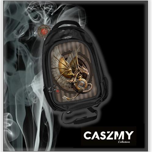 Clockwork Dragon - 3D Lenticular Backpack