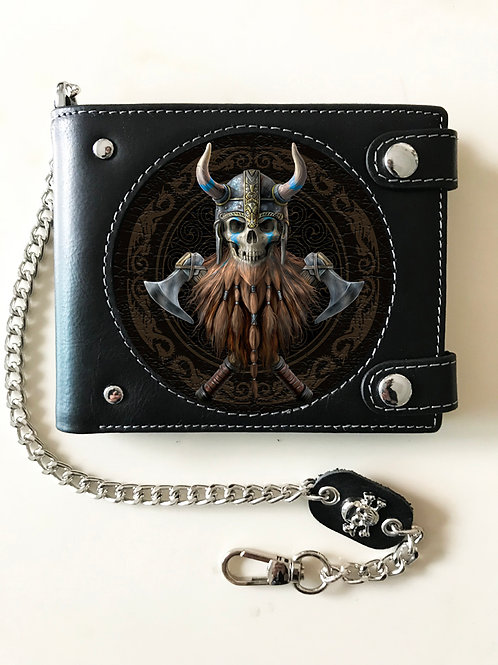 Anne Stokes The Viking Wallet - 3D Lenticular