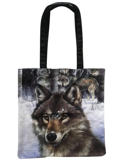 'Wolf Pack' Tote Bag