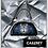 Thumbnail: Lunar Wolf 3D Lenticular Evening Bag