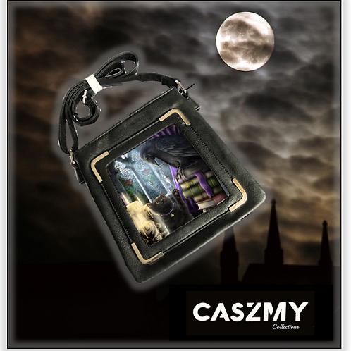 Familiarity - 3D Lenticular Side Bag