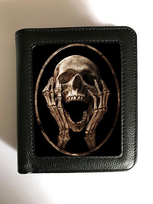 The Scream Wallet - 3D Lenticular