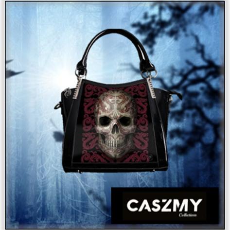 Oriental Dragon 3D Lenticular Handbag