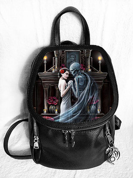 Forever Yours Backpack - Anne Stokes 3D Lenticular