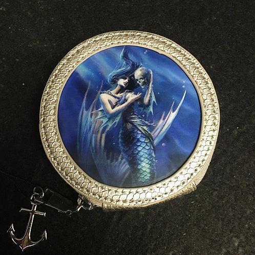 Sailors Ruin Silver Coin Purse - 3D Lenticular