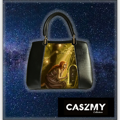 Secret Doorway - 3D Lenticular Handbag