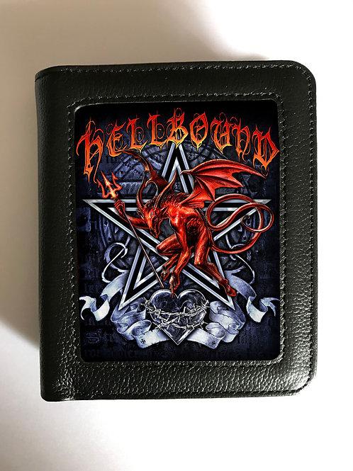 Hell Bound Wallet - 3D Lenticular
