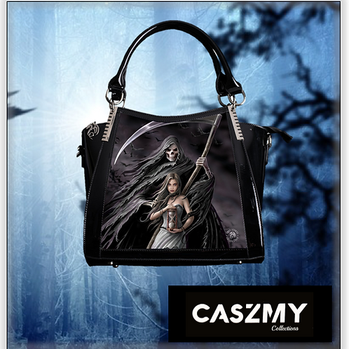 Summon The Reaper 3D Lenticular Handbag