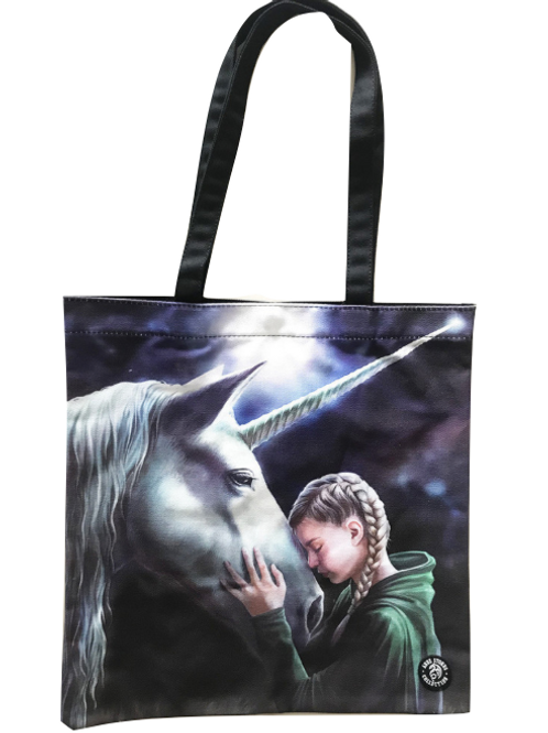 Anne Stokes 'The Wish' Tote Bag