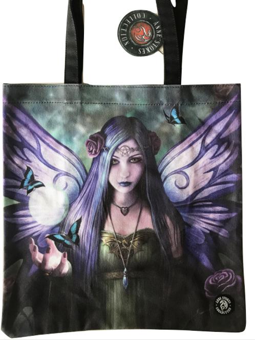 Anne Stokes 'Mystic Aura' Tote Bag