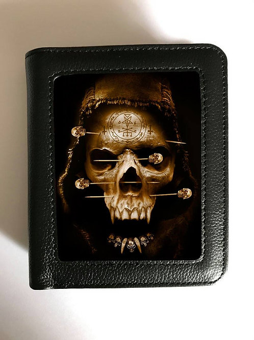 Death Fetish Wallet - 3D Lenticular
