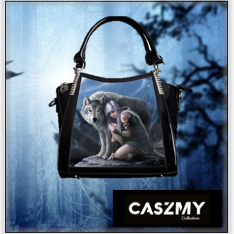 The Protector 3D Lenticular Handbag