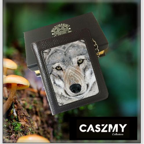 Wolf Imprint Wallet