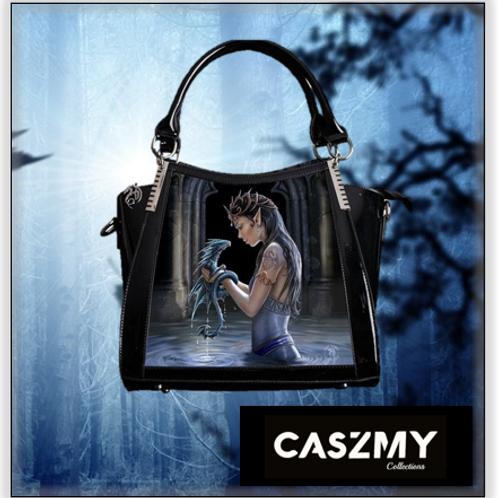 Water Dragon 3D Lenticular Handbag
