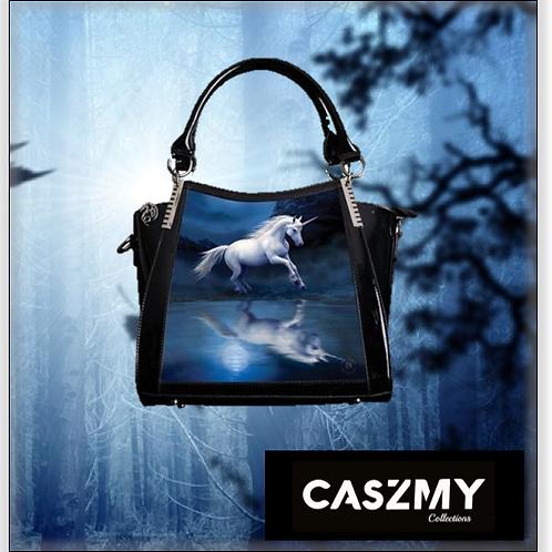 Moonlight Unicorn 3D Lenticular Handbag