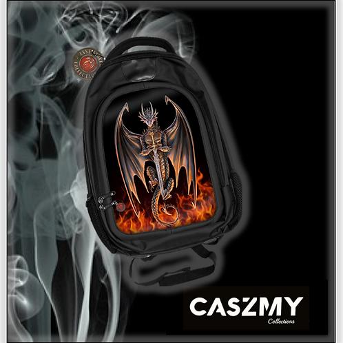 Dragon Warrior - 3D Lenticular Backpack