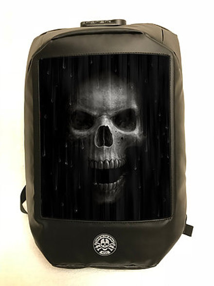 Anne Stokes The Watcher Backpack - 3D Lenticular