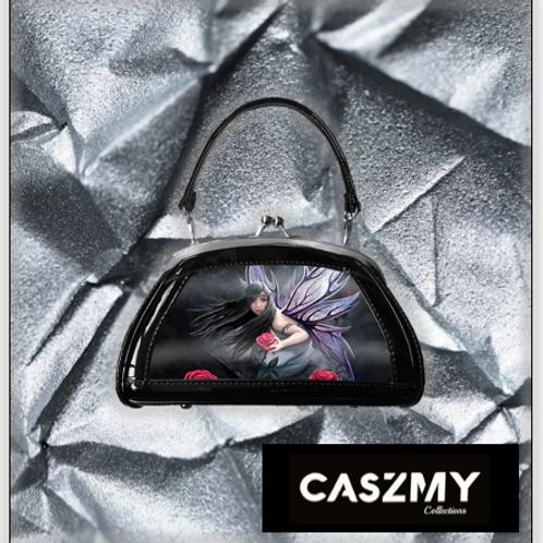 Rose Fairy 3D Lenticular Evening Bag