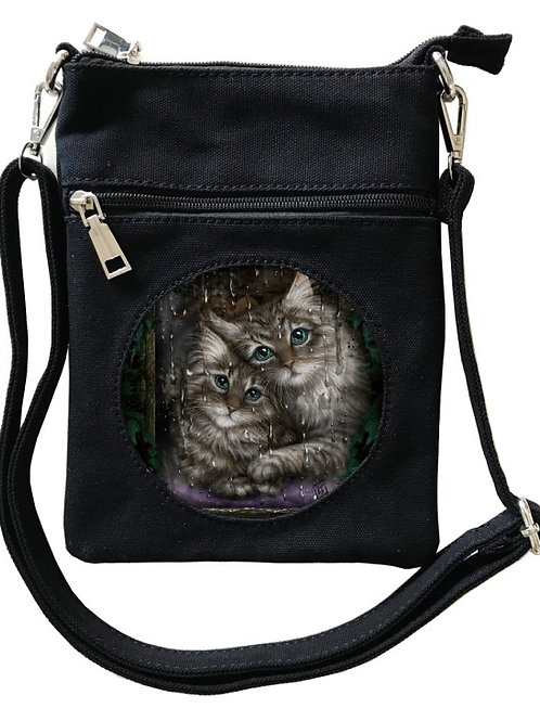 Longing Cross-Over Bag - SheBlackDragon 3D Lenticular