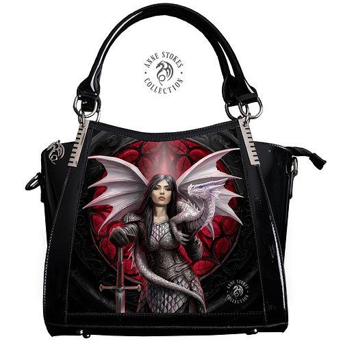 'Valour' Anne Stokes 3D Lenticular Handbag