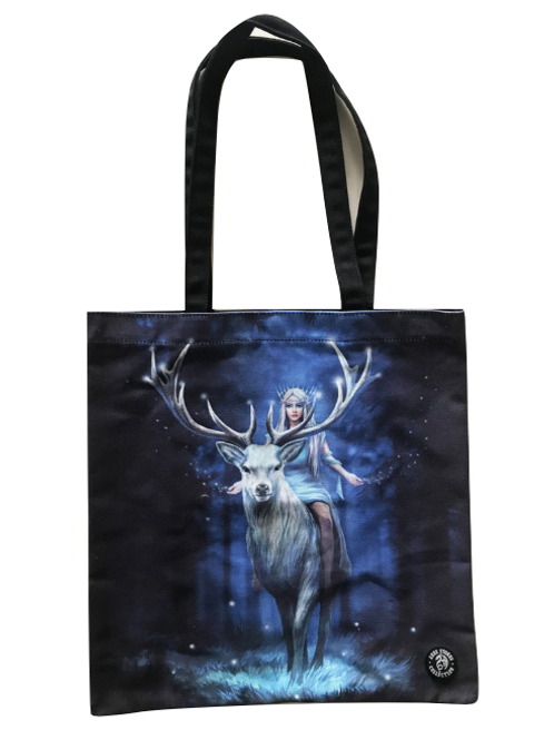 Anne Stokes 'Fantasy Forest' Tote Bag