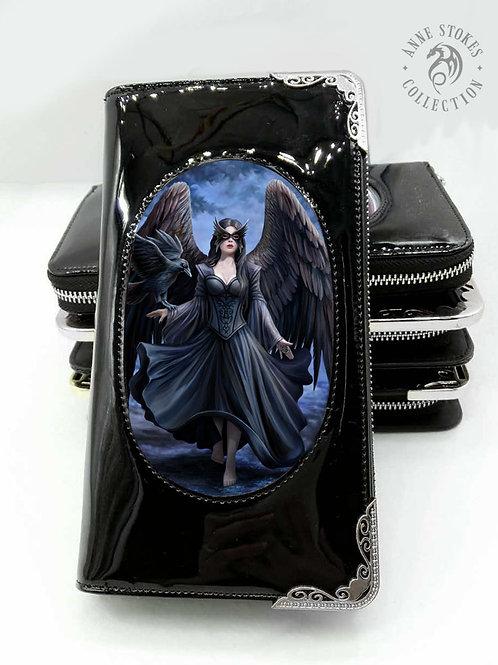 'Raven' Anne Stokes 3D Lenticular Purse