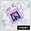 Thumbnail: Starlight - Unicorn Side Bag