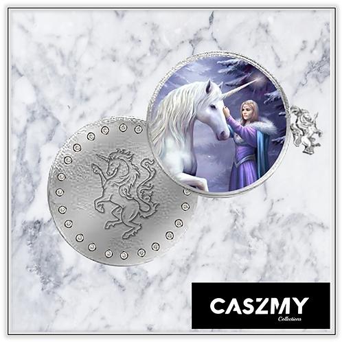 Pure Magic - Unicorn Round Coin Purse
