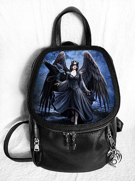 Raven Anne Stokes Backpack - 3D Lenticular