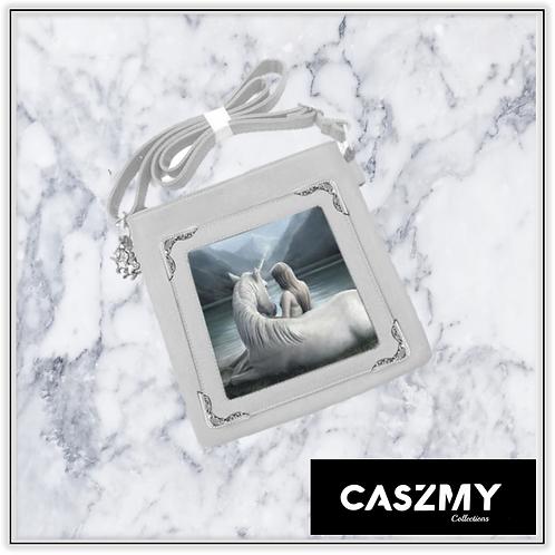 Beyond Words - Unicorn Side Bag