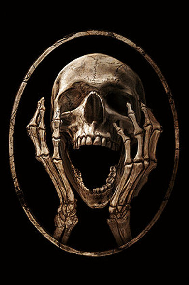 The Scream Postcard - Alchemy 3D Lenticular