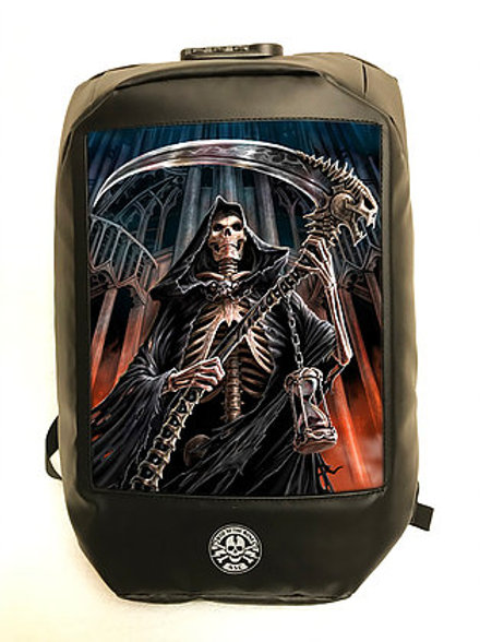 Anne Stokes Final Verdict Backpack - 3D Lenticular