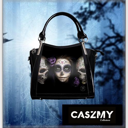 Day Of The Dead 3D Lenticular Handbag