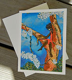 Blissbait Art | St. Simons Island Artist Katy Boyer | original notecards