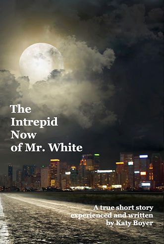 Katy Boyer/The Intrepid Now of Mr. White