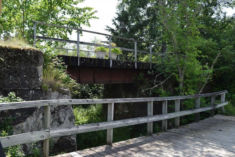Hole 16 Bridge