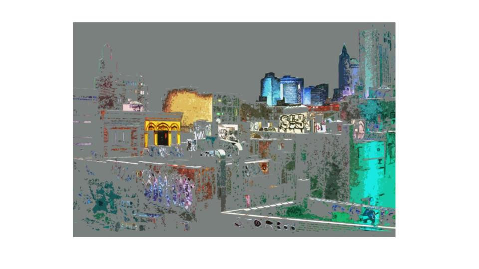 city in color