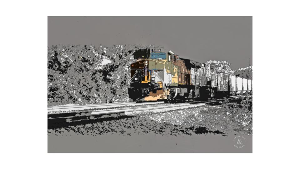 webster train