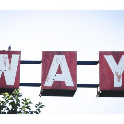 i found my way